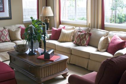 Britisches Königshaus-Feeling im Wohnzimmer