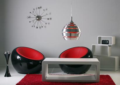 wohnzimmer retro style: einrichtungstrends pelz and design on., Hause ideen