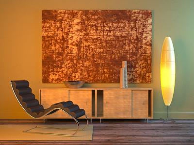 design : wandgestaltung wohnzimmer orange ~ inspirierende bilder ... - Wohnzimmer Orange Schwarz