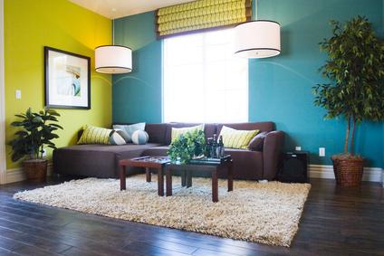design : wohnzimmer farbe blau ~ inspirierende bilder von ... - Wohnzimmer Farben Beispiele Grun