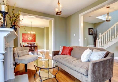 wohnzimmer amerikanisch einrichten | möbelideen, Wohnideen design