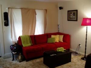 Wohnzimmer einrichten für wenig Geld
