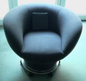 Klassischer oder moderner Sessel